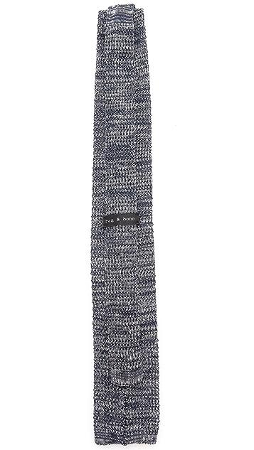 Rag & Bone Melange Knit Tie