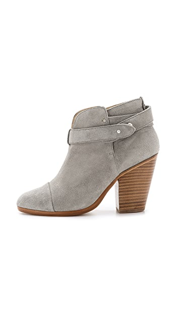 Rag & Bone Harrow Suede Booties