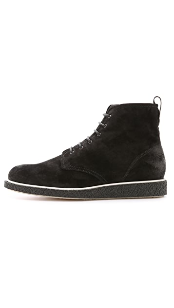 Rag & Bone Elliot Lace Boots