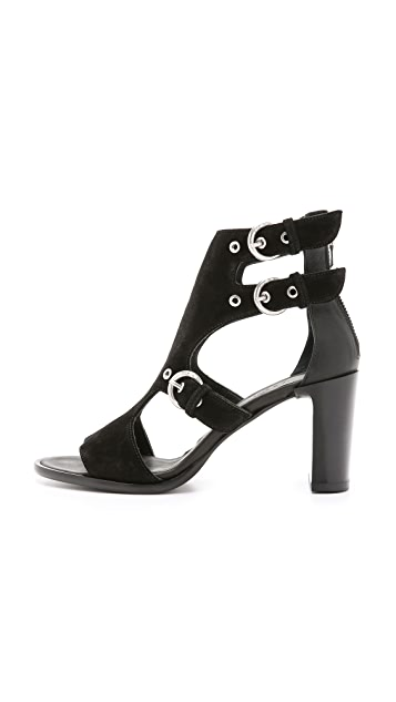 Rag & Bone Genoa Suede Sandals