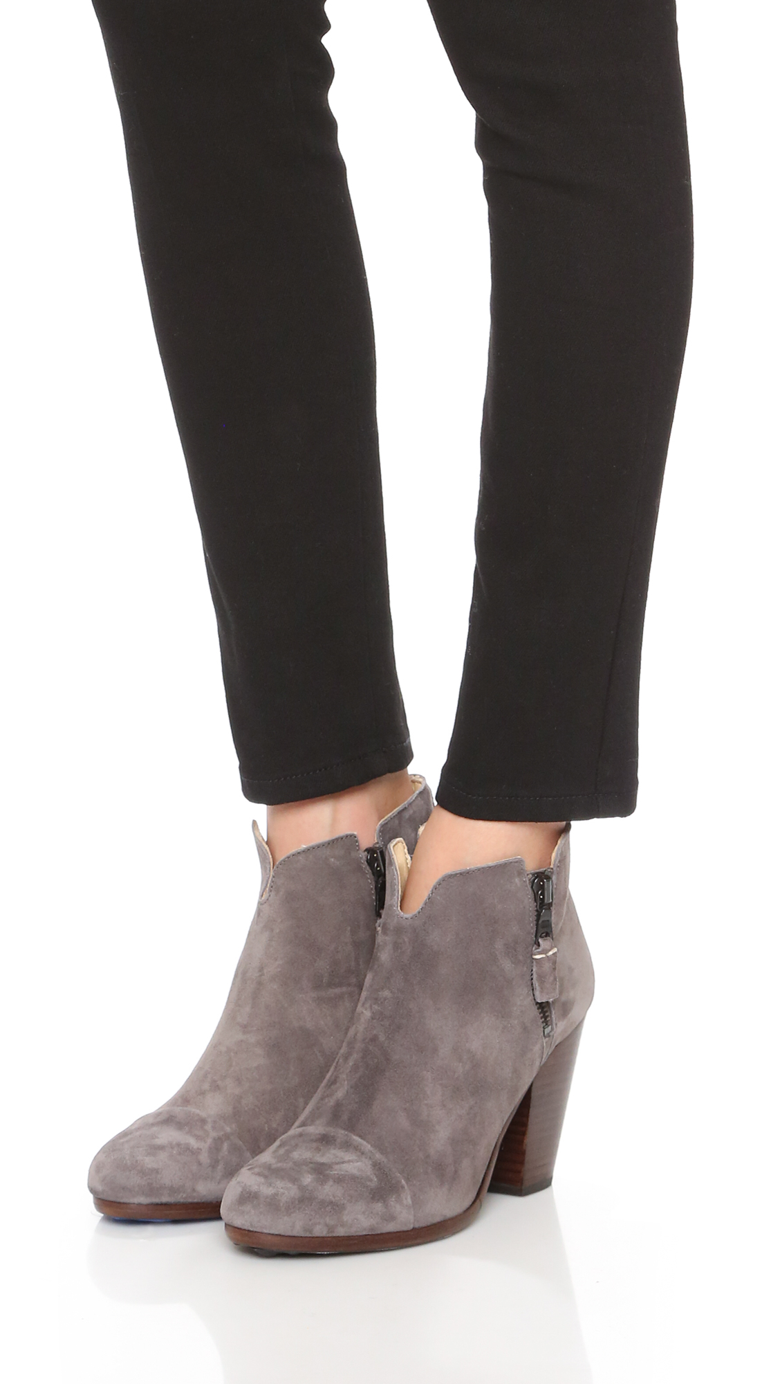 7f00c25a09 Rag & Bone Margot Suede Booties | SHOPBOP