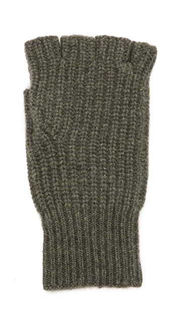 Rag & Bone Kaden Fingerless Gloves