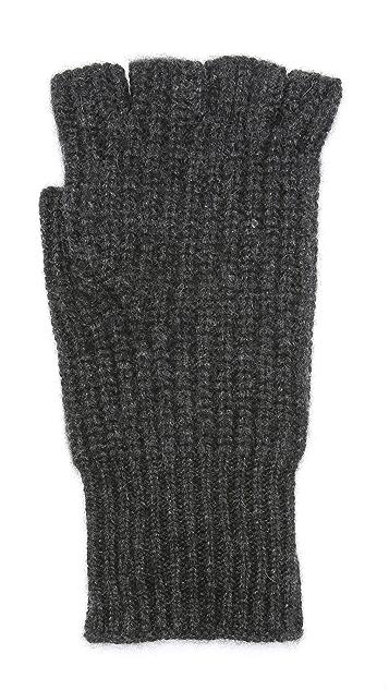 Rag & Bone Kaden Cashmere Fingerless Gloves