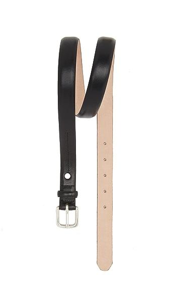 Rag & Bone Skinny Dress Belt