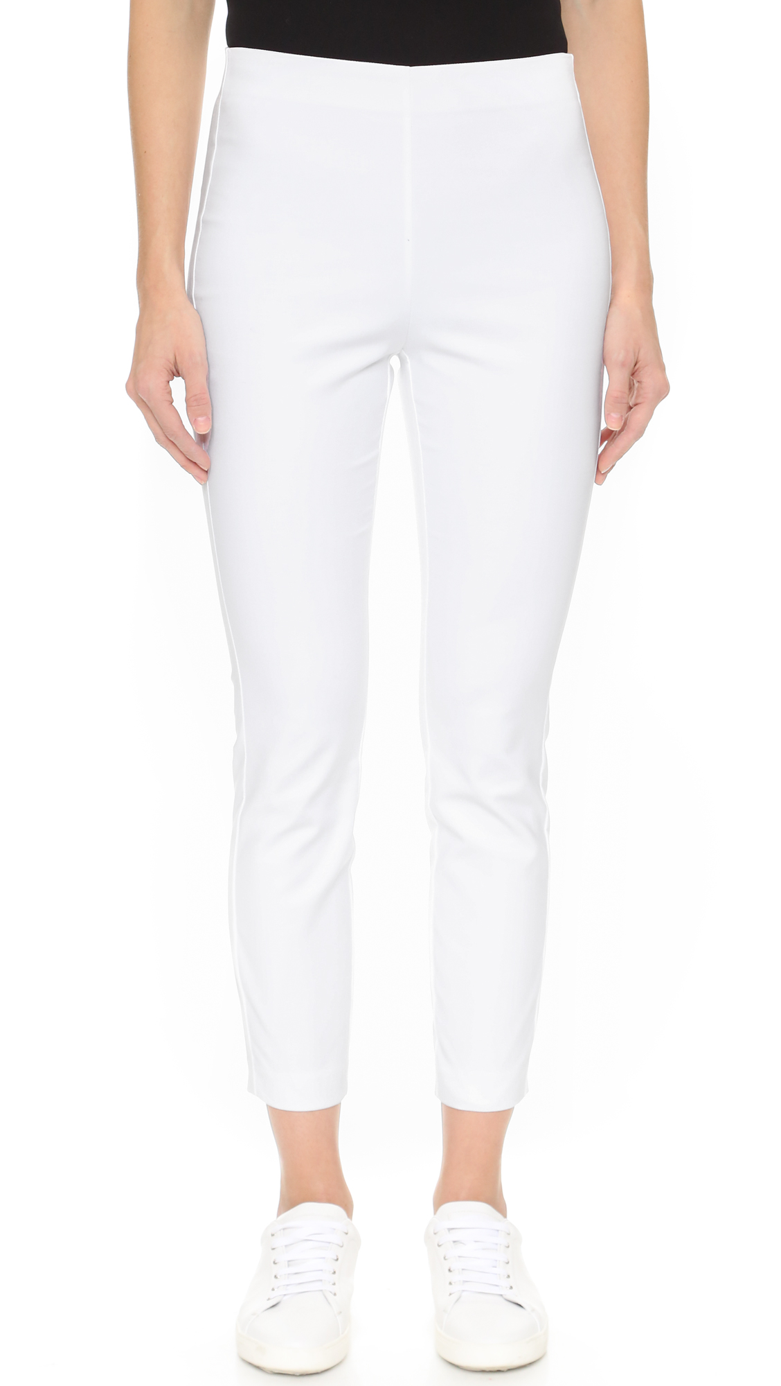 Rag & Bone Simone Pants - White