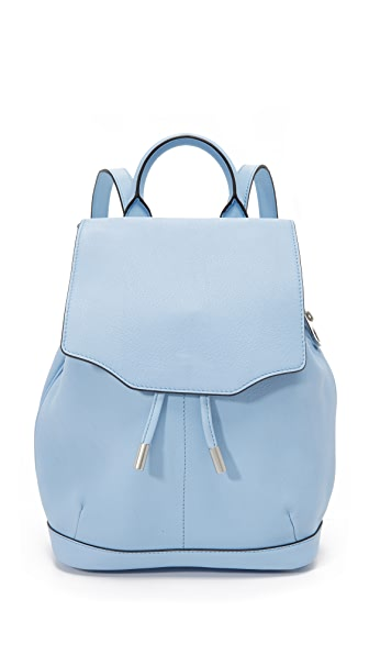 Rag & Bone Mini Pilot Backpack - Light Blue