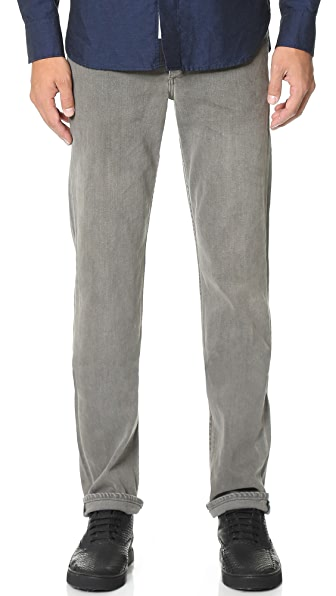 Rag & Bone Standard Issue Fit 2 Iron Wash Jeans