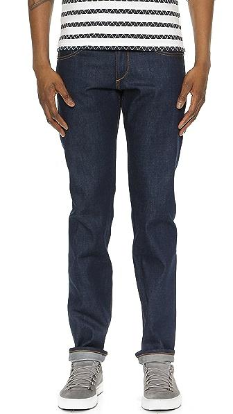 Rag & Bone Standard Issue Fit 2 Raw Selvedge Jeans