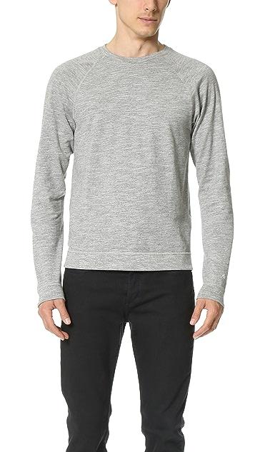 Rag & Bone Standard Issue Long Sleeve Raglan T-Shirt