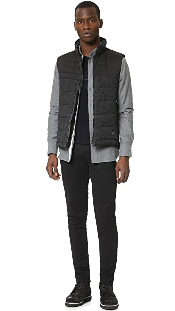 Rag & Bone Standard Issue Standard Issue Lightweight Flannel Shirt