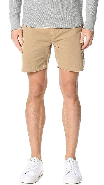 Rag & Bone Standard Issue Chino Shorts