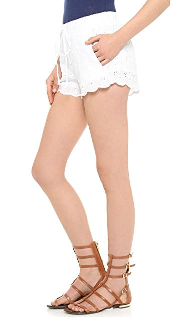 RAILS Drawstring Shorts