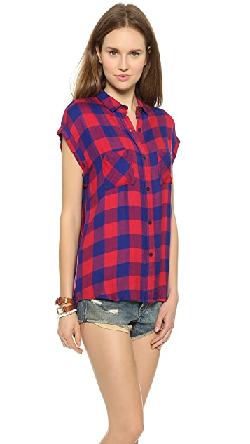 RAILS Britt Button Down Shirt