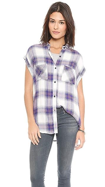 RAILS Britt Button Down Shirt