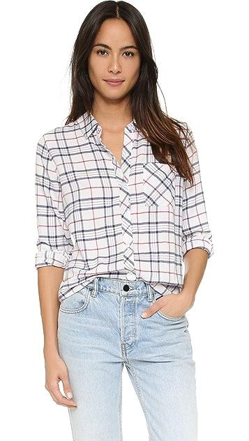 RAILS Danielle Button Down Shirt