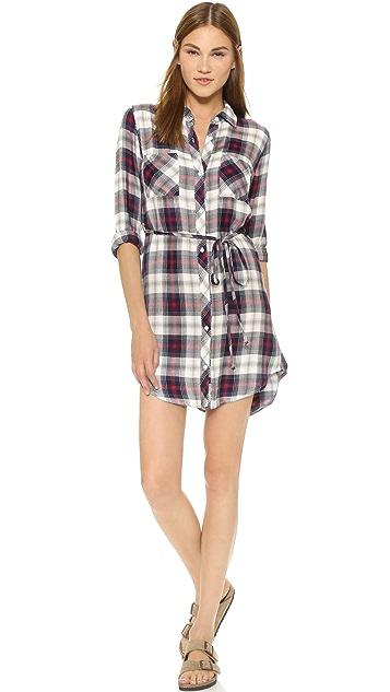 RAILS Nadine Shirt Dress