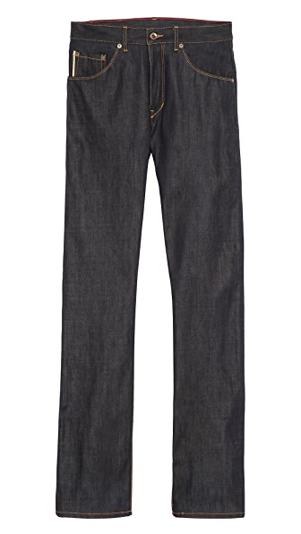 Raleigh Denim Jones Original Raw Selvedge Jeans