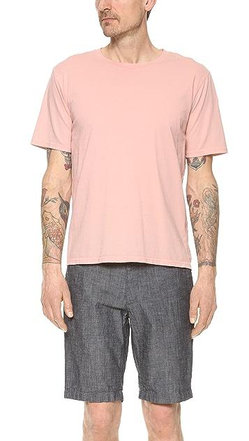 Raleigh Denim Crew Neck T-Shirt