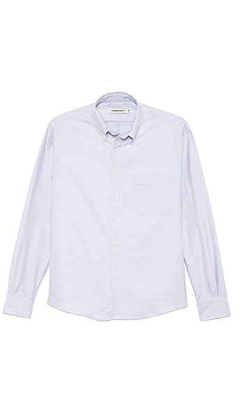 Raleigh Denim Oxford Shirt