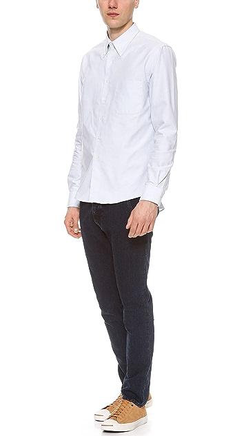 Raleigh Denim Oxford Shirt