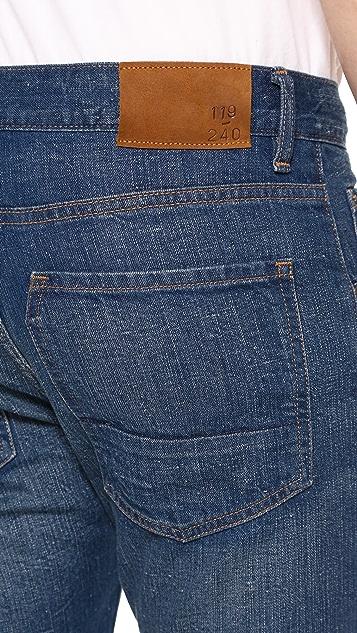 Raleigh Denim Jones Cash Jeans