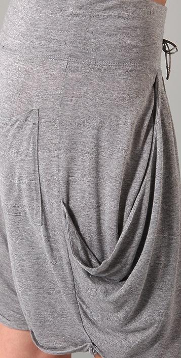 RLX Ralph Lauren Draped Jersey Shorts