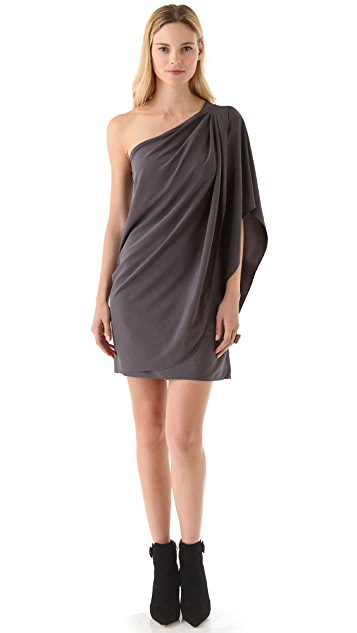 Ramy Brook Coley One Shoulder Dress