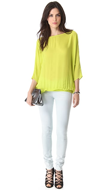 Ramy Brook Alex Dolman Top