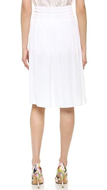 Ramy Brook Paris Midi Skirt