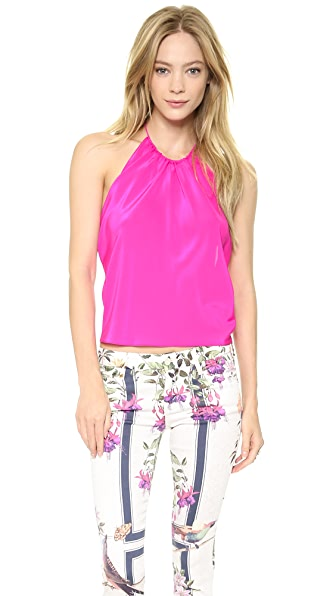 Ramy Brook Pixie Scarf Halter Top