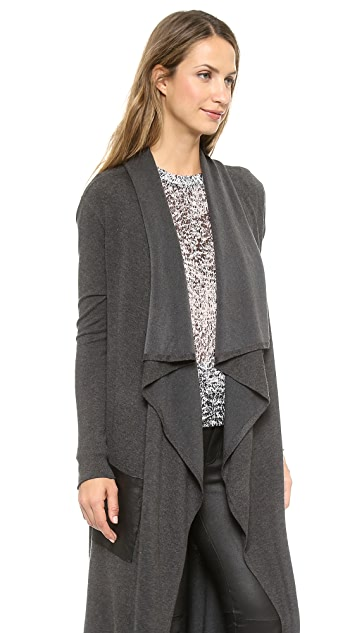 Ramy Brook Ashley Duster Sweater