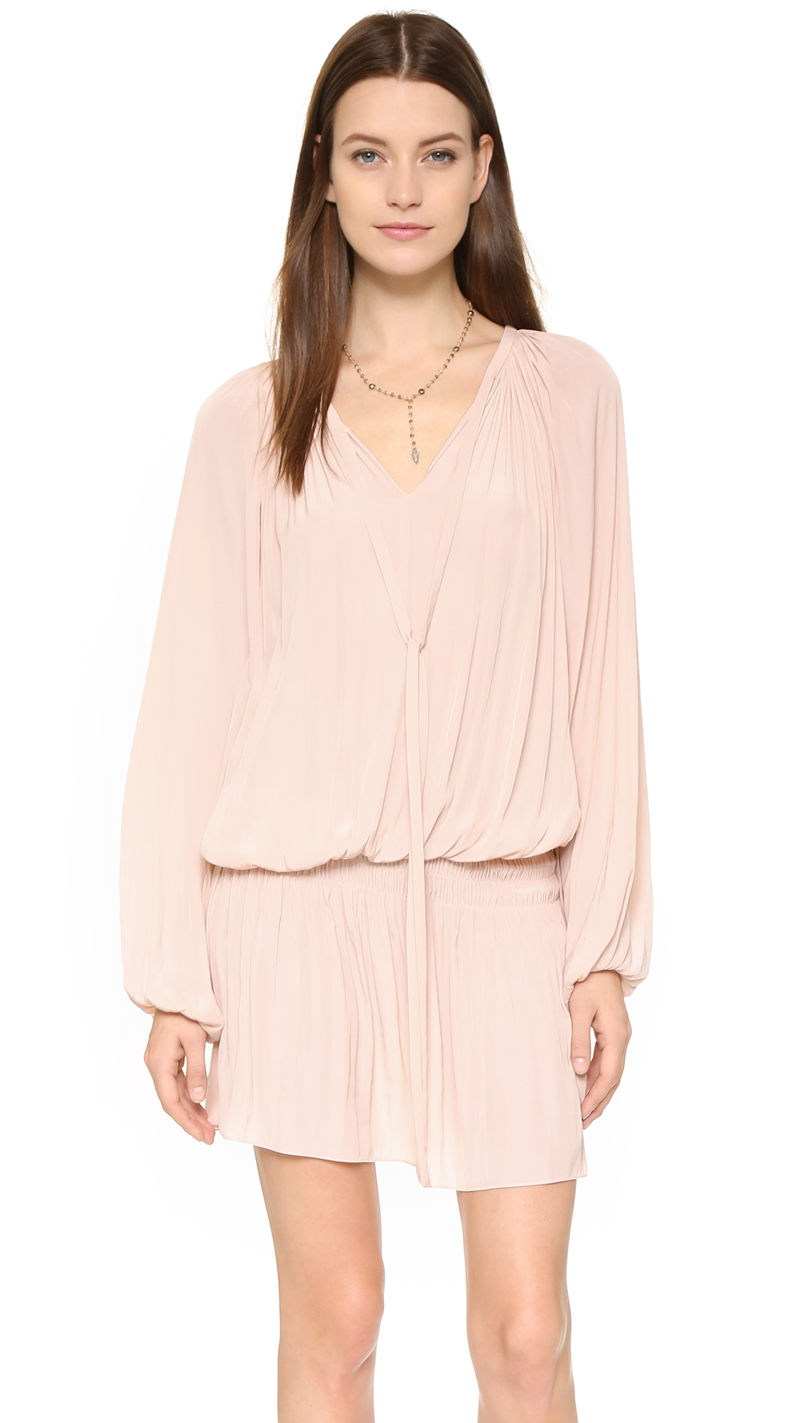 Ramy Brook Paris Dress - Blush