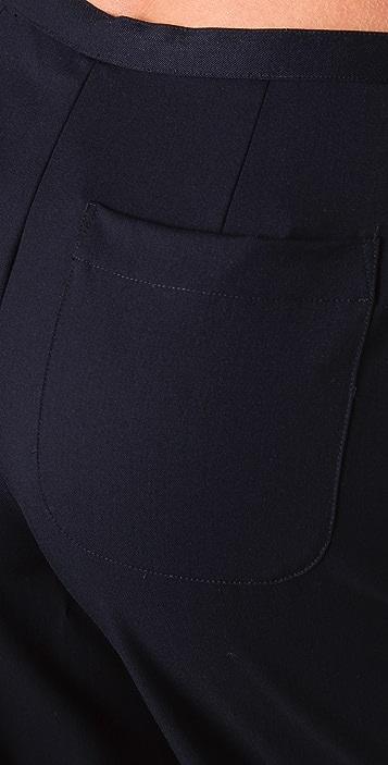 Raoul High Waist Wide Leg Pants