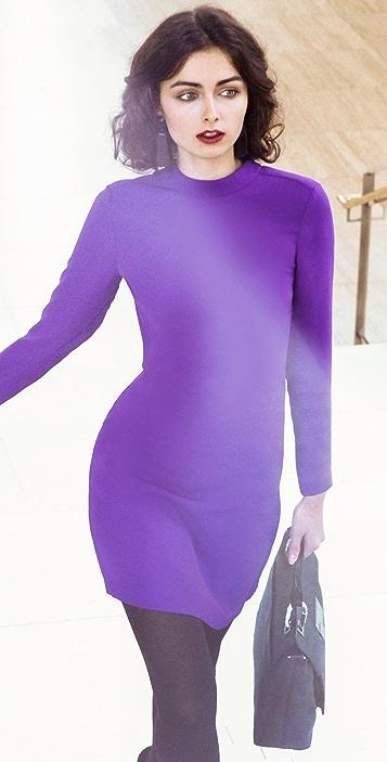 Raoul Long Sleeve Dress
