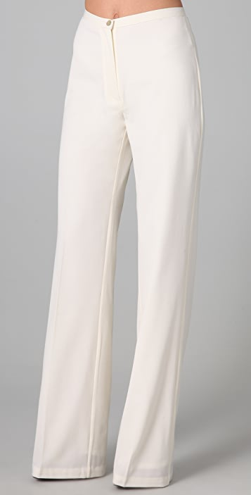 Raoul Fit 'n' Flare Pants