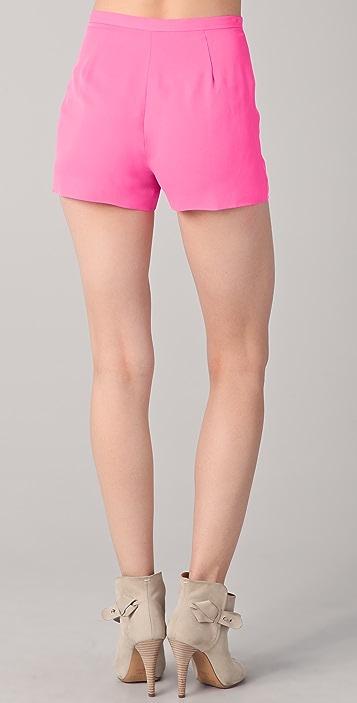 Raoul Silk Shorts