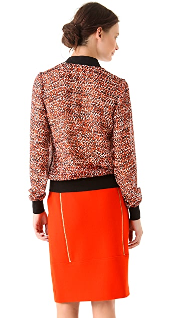 Raoul Silk Blouse