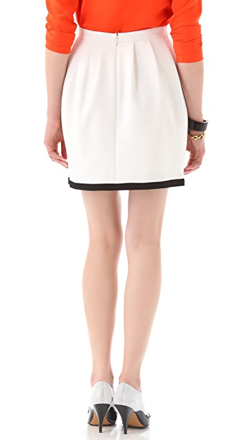 Raoul Bell Mini Skirt