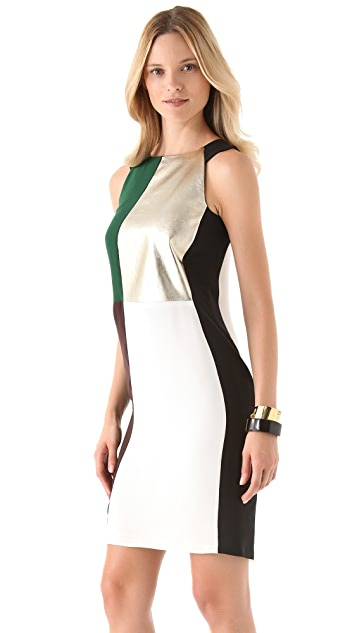 Raoul Mondrian Shift Dress