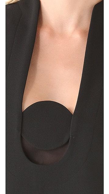 Raoul Sleeveless Disc Dress