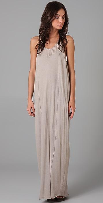Raquel Allegra T Back Maxi Dress