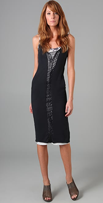 Raquel Allegra Crochet Tank Dress