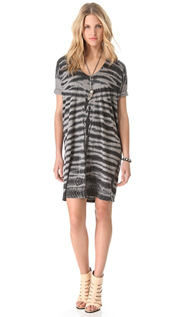 Raquel Allegra Raglan Dress