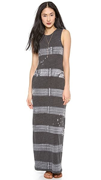 Raquel Allegra Sleeveless Maxi Dress