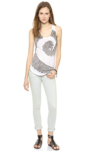 Raquel Allegra Scoop Neck Tank