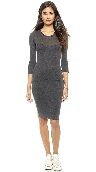 Raquel Allegra Sweetheart Fitted Dress