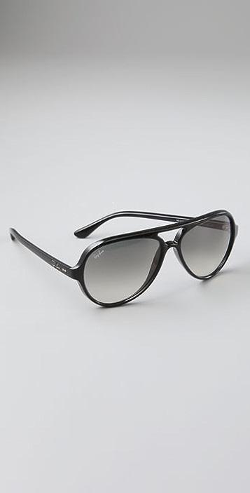 Ray-Ban Rounded Aviator Sunglasses