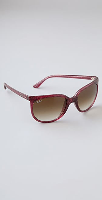 Ray-Ban Glitter Cats 1000 Sunglasses