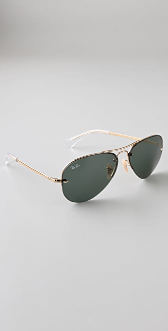 Rimless Glasses Philippines : Ray Ban Rimless Aviator Glasses