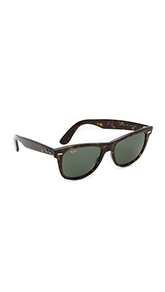 Ray-Ban Outsiders Oversized Wayfarer Sunglasses at Shopbop